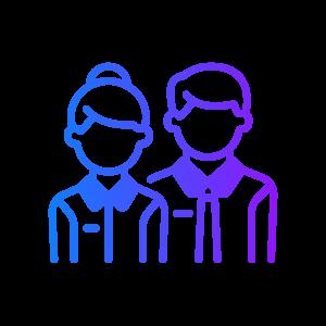 Icono de empleados